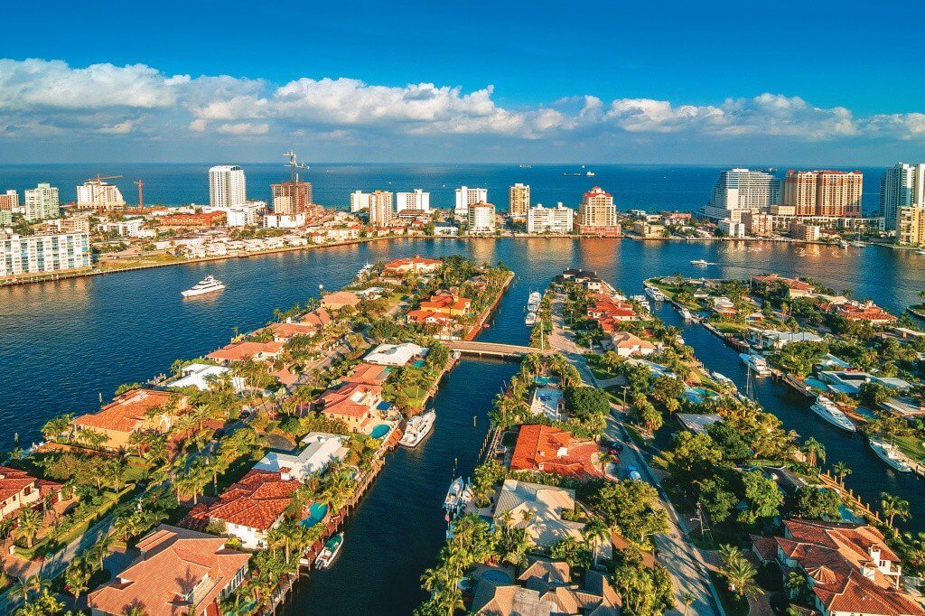 Fort Lauderdale en Florida