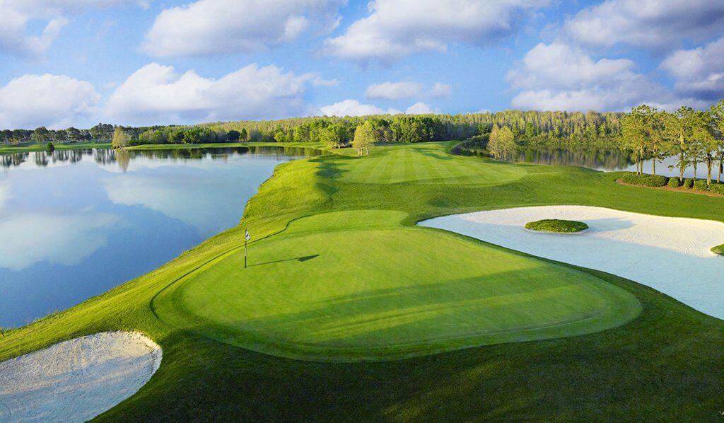 5 atividades de lazer em Kissimmee: Falcon's Fire Golf Club em Kissimmee