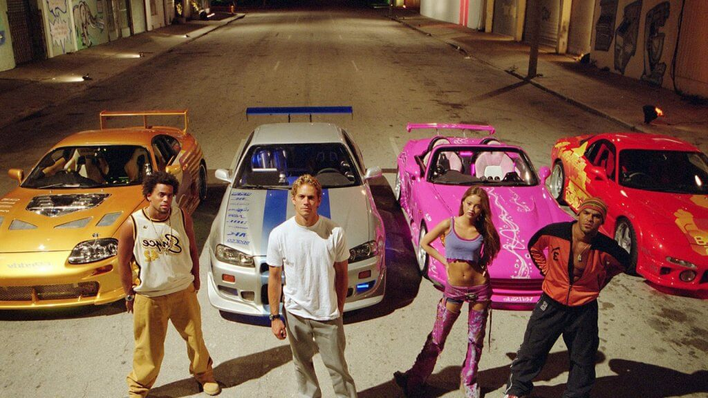 """10 programas de TV e filmes feitos no Universal Studios Orlando: """"Mais Velozes e Mais Furiosos"""""""