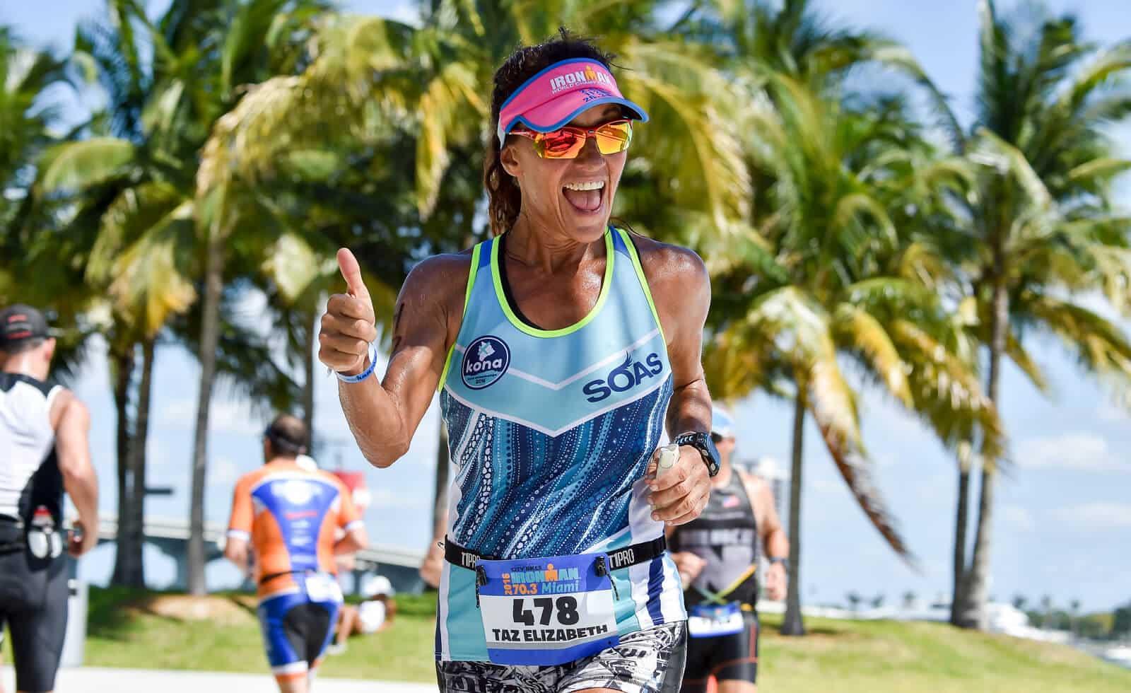Maratón en Miami