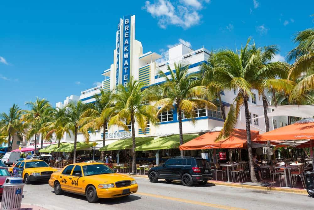 O que fazer em Miami em pouco tempo: Ocean Drive em Miami