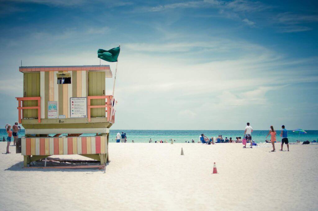 O que fazer em Miami em pouco tempo: Miami Beach