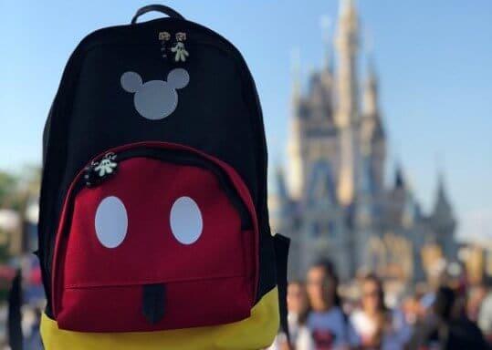Dicas para visitar Orlando com a família: Mochila preparada
