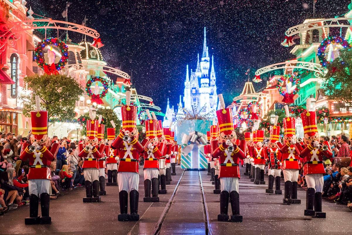 7 melhores eventos dentro de parques em Orlando