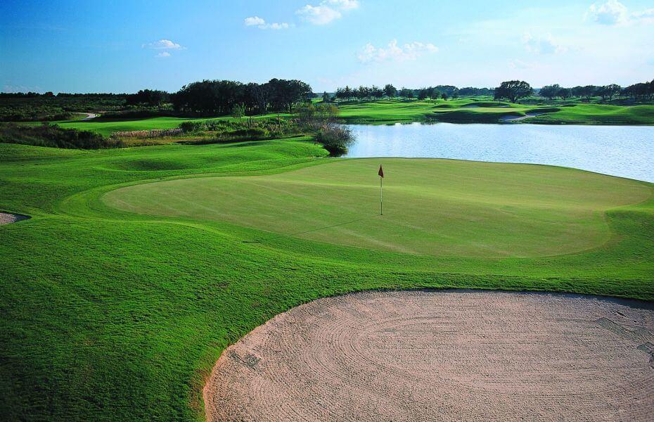 4 campos de golfe para conhecer em Orlando: Orange County National – Panther Lake em Orlando