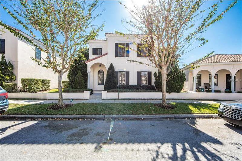 Comprando uma casa em Orlando