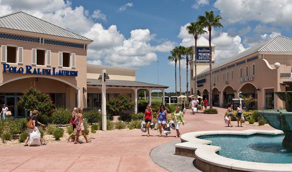 Compras em Clearwater na Flórida: Ellenton Premium Outlets
