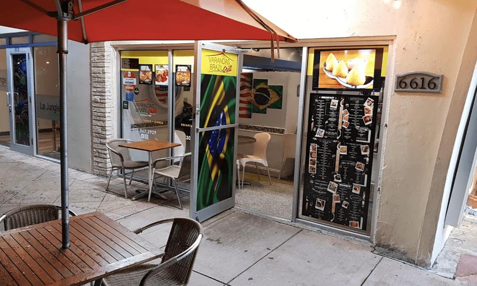 Restaurante Varanda's Brazil Grill em Miami