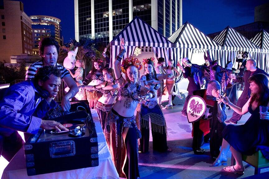 5 bares e baladas na International Drive Orlando: Bar balada Nightclub Sky 60