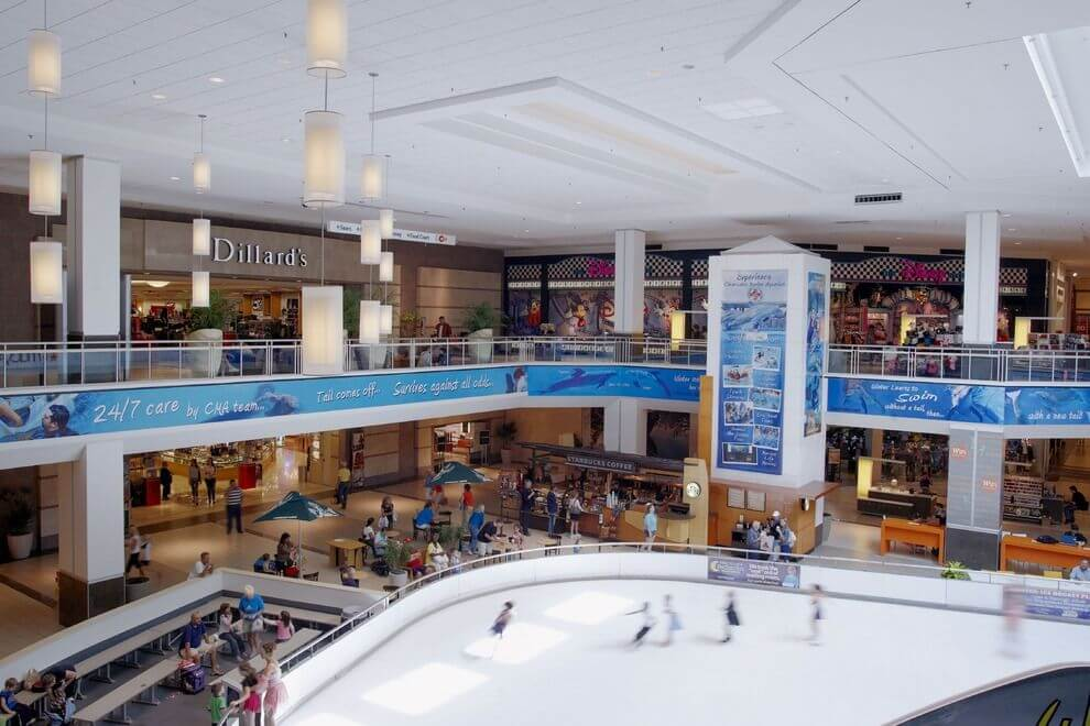 Compras em Clearwater na Flórida: Shopping Westfield Countryside em Clearwater