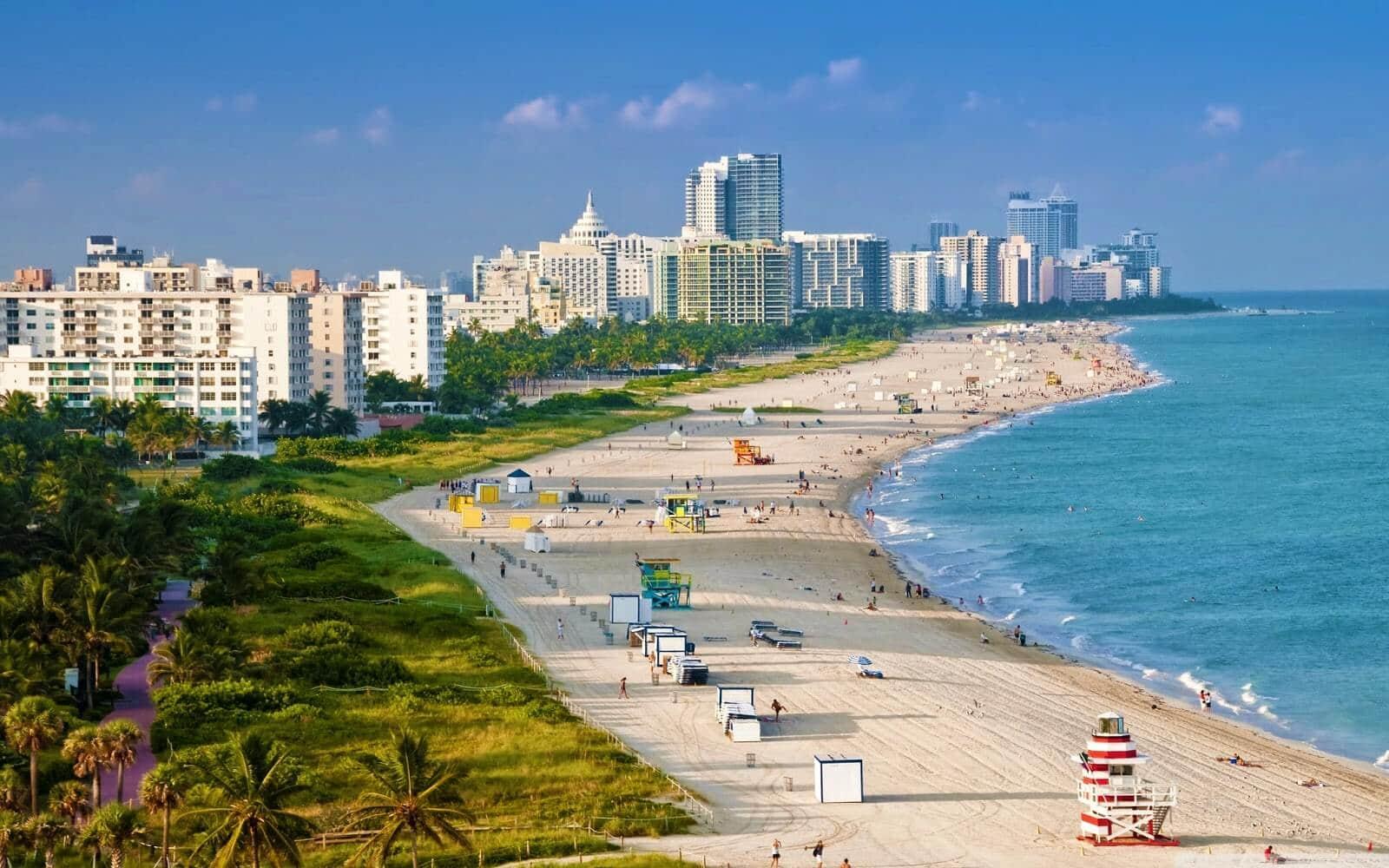 Passagens aéreas da TAM para Miami a partir de 1039 reais
