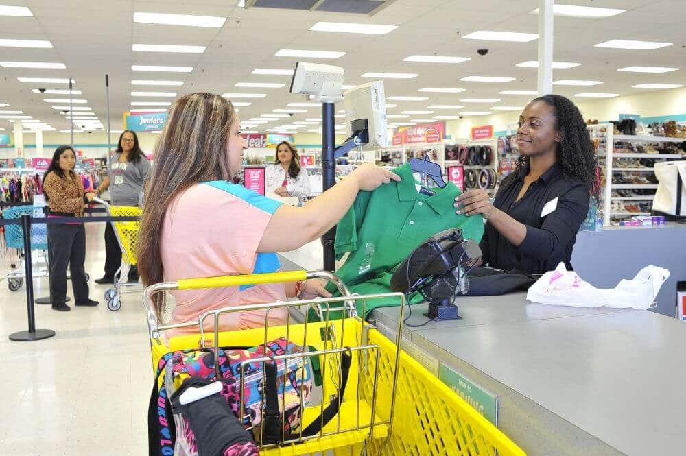 Loja dd's DISCOUNTS em Miami: produtos