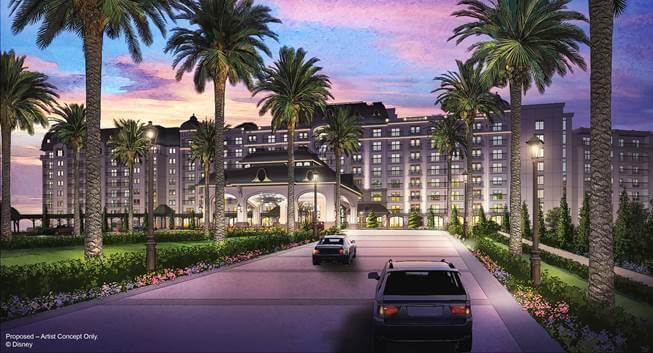 Novidades da Disney para 2019: Disney's Riviera Resort