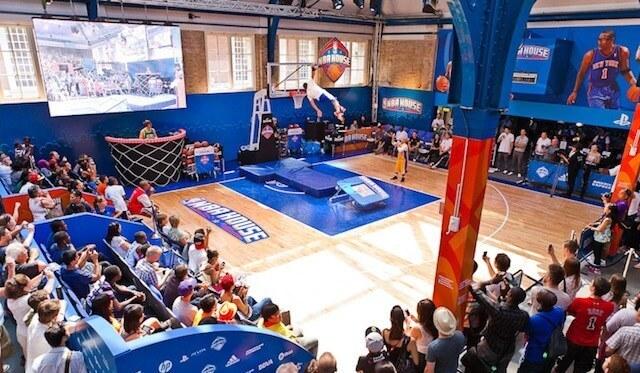 Novidades da Disney para 2019: NBA Experience