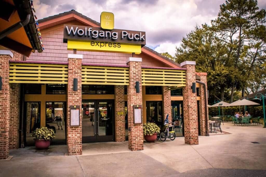 Restaurante Wolfgang Puck Express da Disney Orlando