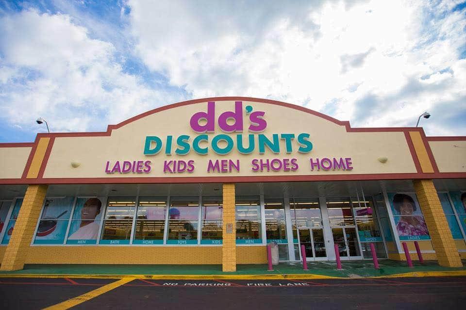 Loja DD's Discounts