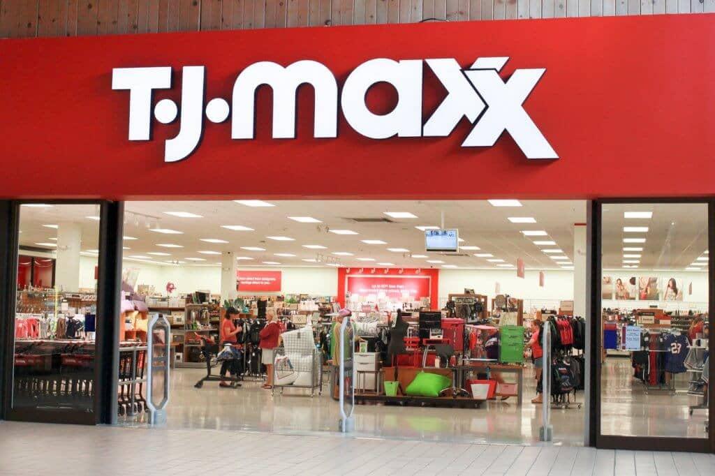 Loja T.J. Maxx