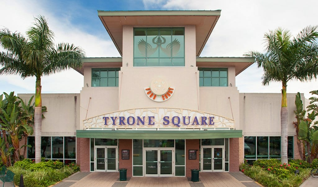 Tyrone Square Mall St Pete