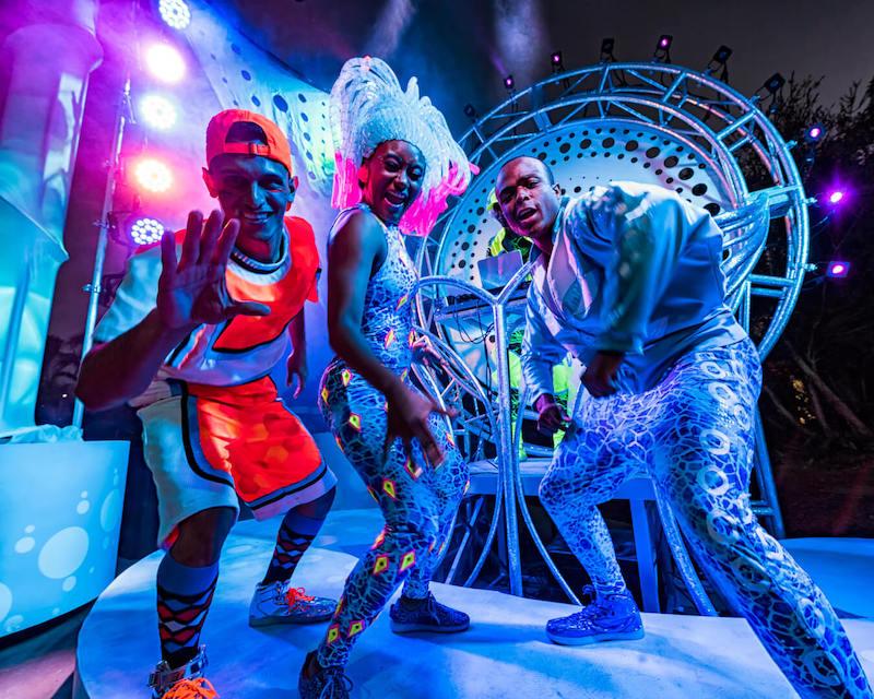 Electric Ocean: o evento de verão do parque SeaWorld Orlando