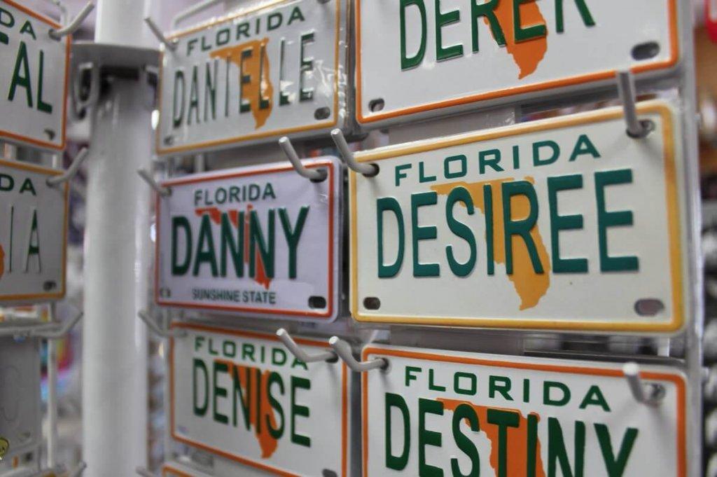 Souvenir da Annie's Gifts em Orlando
