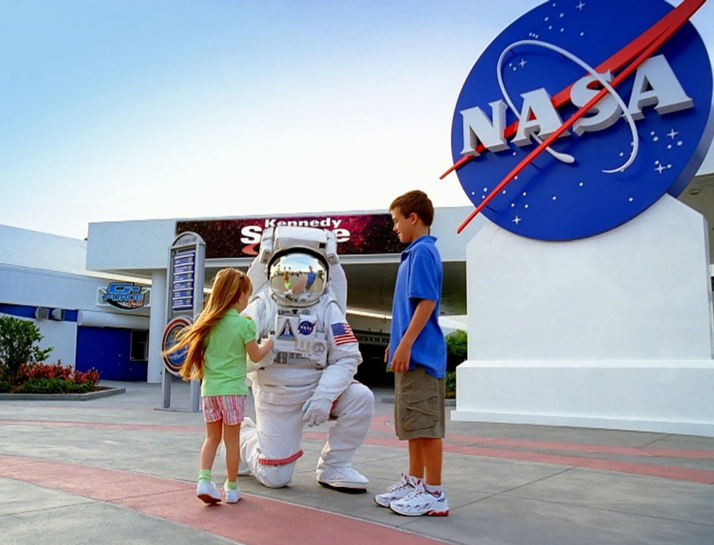 Kennedy Space Center da Nasa em Orlando