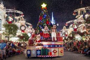 Natal na Disney em Orlando