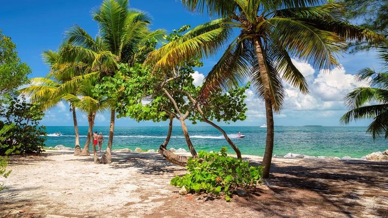 Praia de Key West