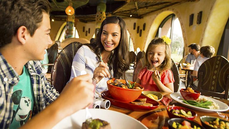 Restaurante de Disney