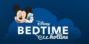 Bedtime Hotline: Como falar com personagens da Disney no telefone