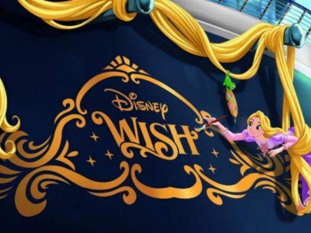 Cruzeiro Disney Wish da Rapunzel e nova ilha em Bahamas