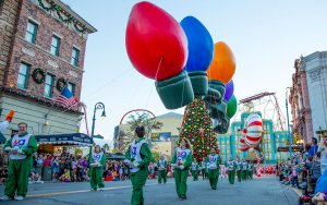 Paradas de feriado em Orlando