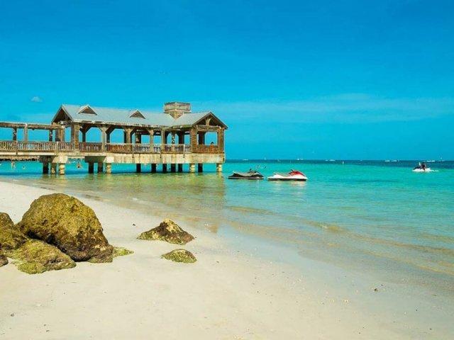 Seguro viagem internacional para Key West