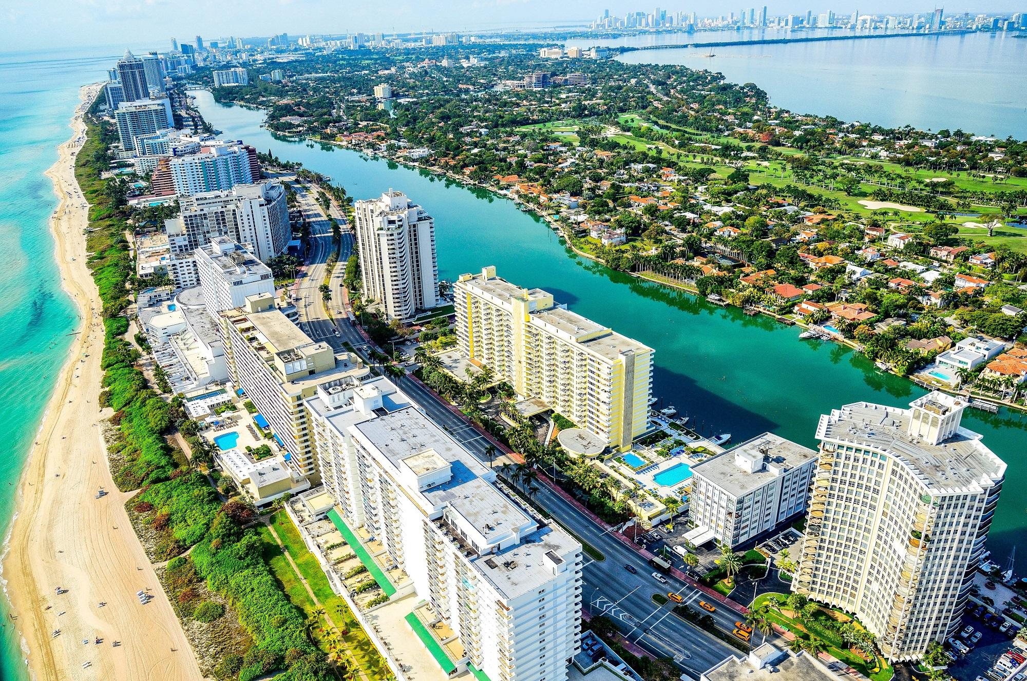 Onde Ficar em Miami: Miami Beach