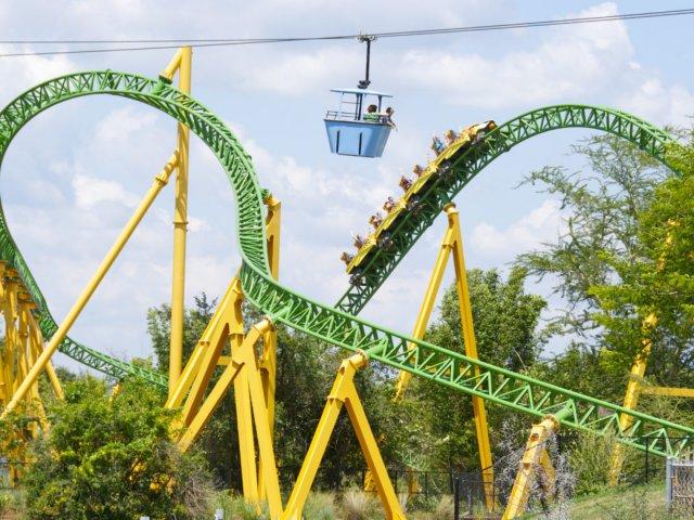 Como evitar filas nas atrações mais concorridas do Busch Gardens Tampa