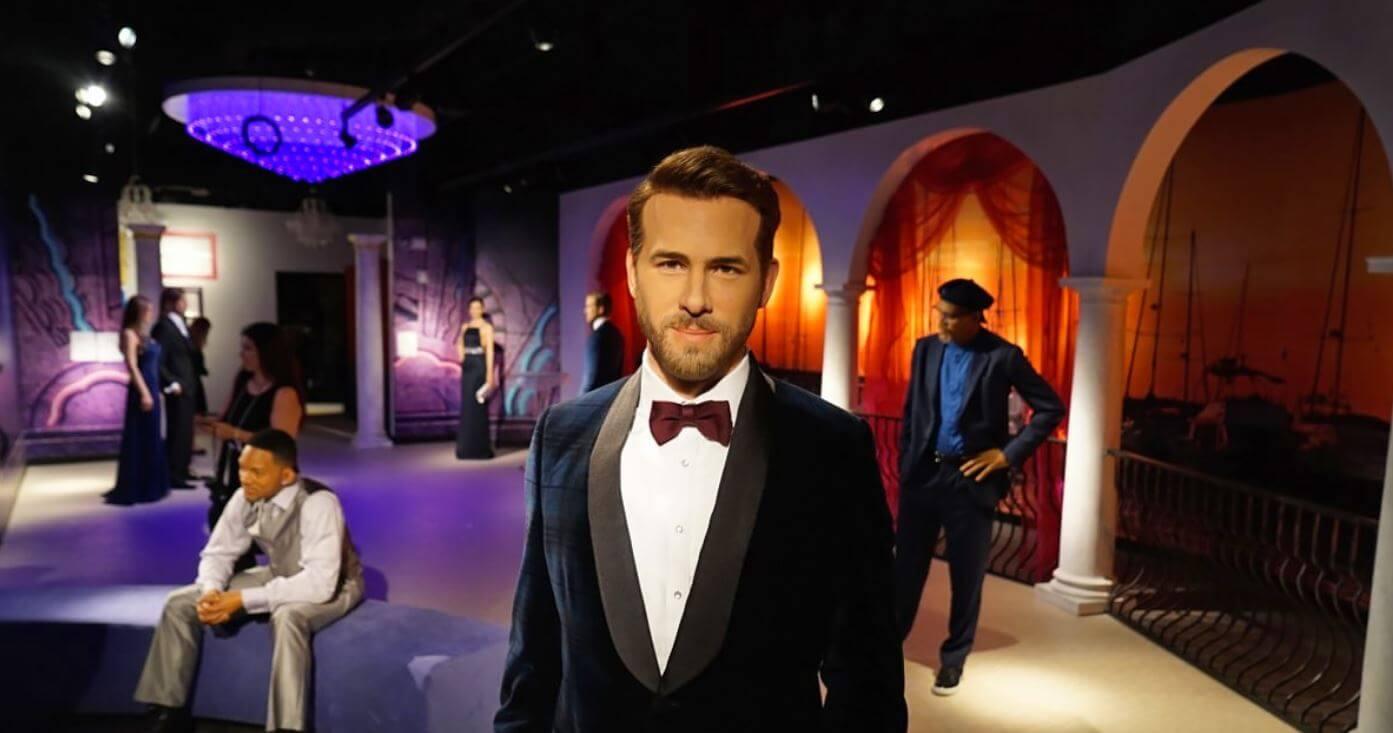 Go Card Orlando: Museu de cera Madame Tussauds