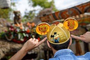 Orelhas do Mickey em Orlando