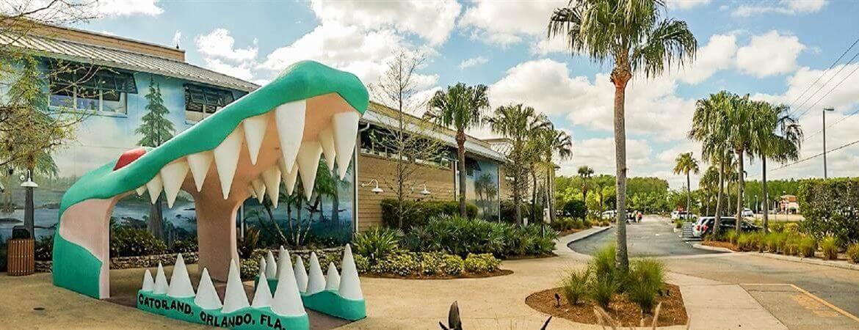 Conhecer o Parque Gatorland em Orlando