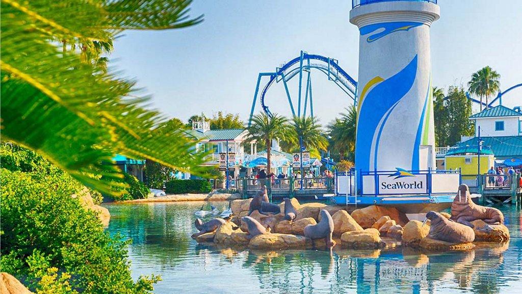 Parque SeaWorld Orlando