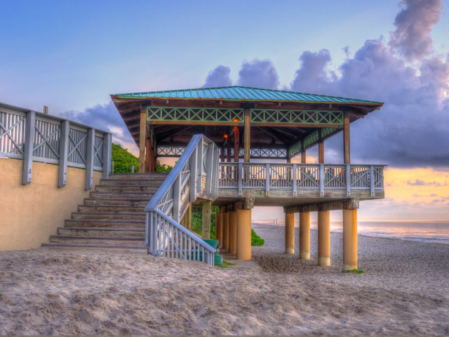 Melhores praias de Boca Raton