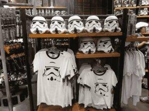 Loja Tatooine Traders na Disney,
