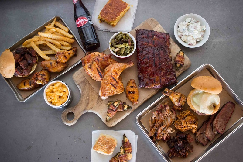 Restaurante 4 Rivers Smokehouse Winter Park