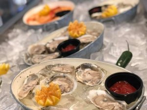 Clearwater Oyster Company em Clearwater