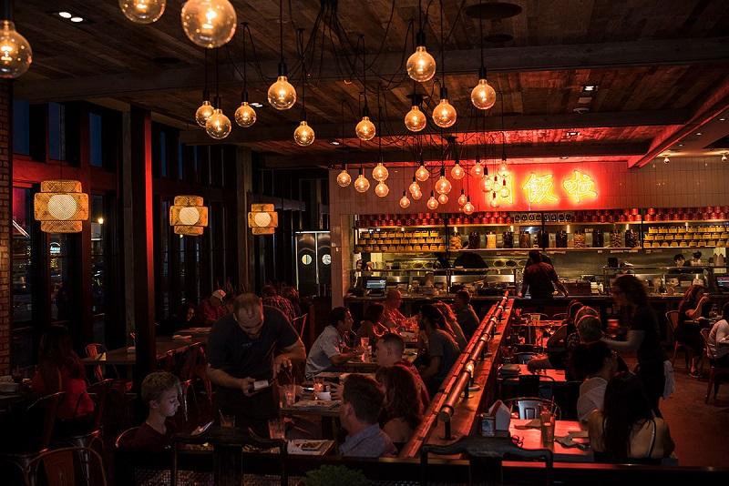 Restaurante Hawkers Asian Street Fare