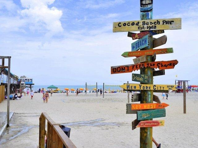 Pontos turísticos de Cocoa Beach