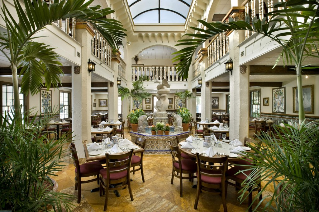 Columbia Restaurant em Saint Augustine