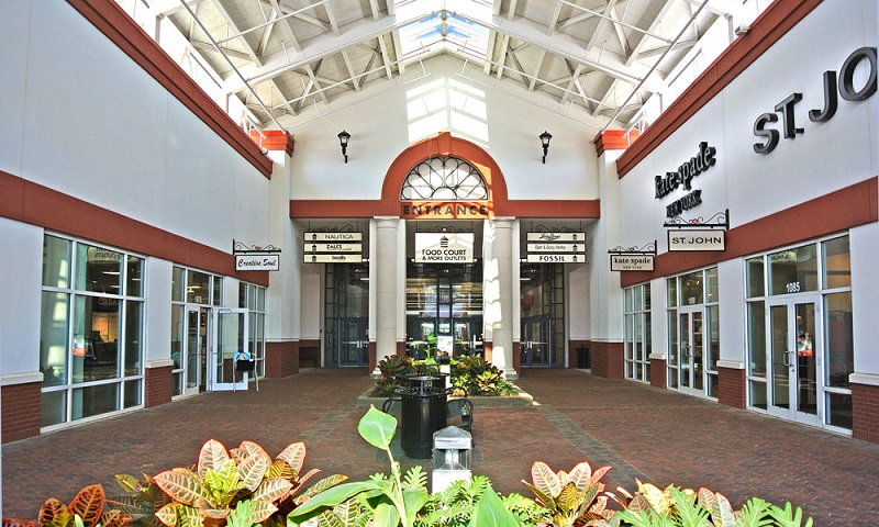 St. Augustine's Indoor Mall