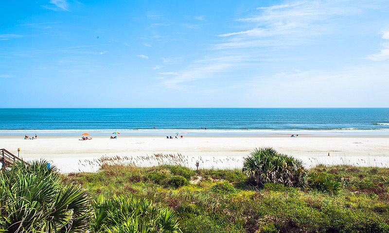 Crescent Beach em Saint Augustine