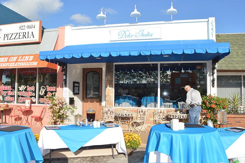 Restaurante Dolce Italia