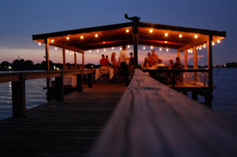 Restaurante Hillstone Restaurant em Winter Park