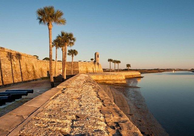 Onde ficar em Saint Augustine: melhores regiões
